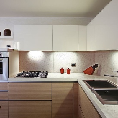 Preventivo rivestimenti cucina roma citt online habitissimo - Cucine in kerlite ...