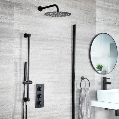 Come rendere più accogliente e confortevole un bagno contemporaneo