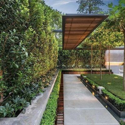 Pavimentazione giardino senza cemento