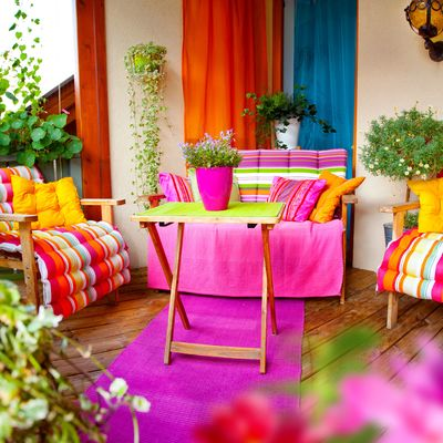 Come creare una zona chill out in terrazza