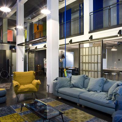 Ristrutturazione di un Loft in stile industriale