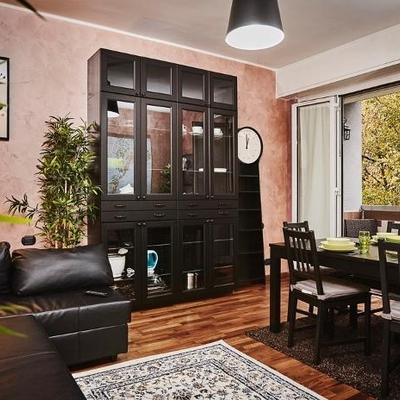 Ristrutturazione appartamento in complesso residenziale immerso nel verde a Milano
