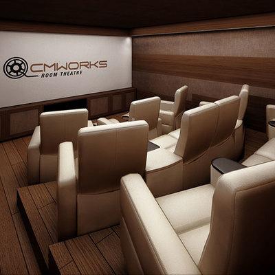Sala Cinema CMworks