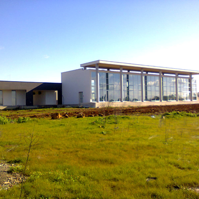 Progetto Costruzione Sala Convegni