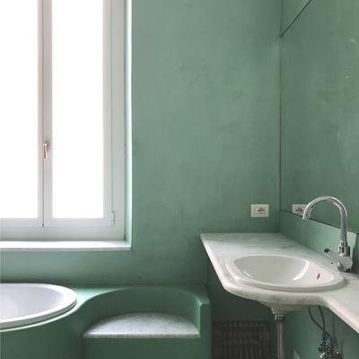 Ristrutturazione casa tradizionale Genovese.