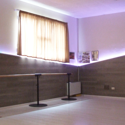 Progetto ristrutturazione di una palestra & scuola di danza a San Miniato (PI)