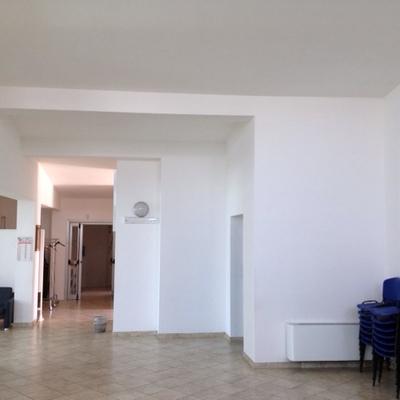 Progetto realizzazione Sala Polivalente Centro Sociale Anziani a Roma (RM)