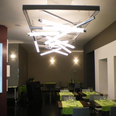 Progetto ristorante a Baggiovara (MO)