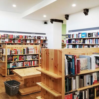 Libreria a Milano
