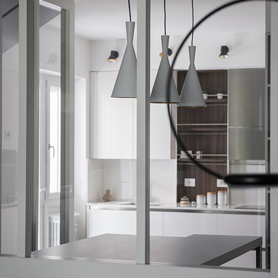 Residenza privata. Nuovo Salario_Roma