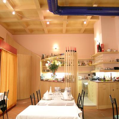 Ristrutturazione e Interior Design ristorante a Milano