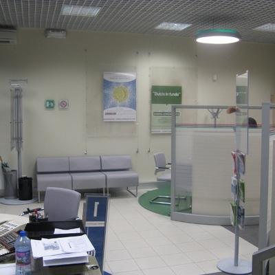 Ristrutturazione parziale agenzia bancaria - uffici