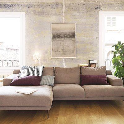 Una casa tutta nuova con spazi più funzionali