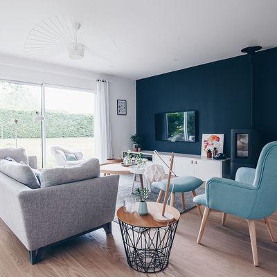 Prima e dopo di un appartamento in stile nordico