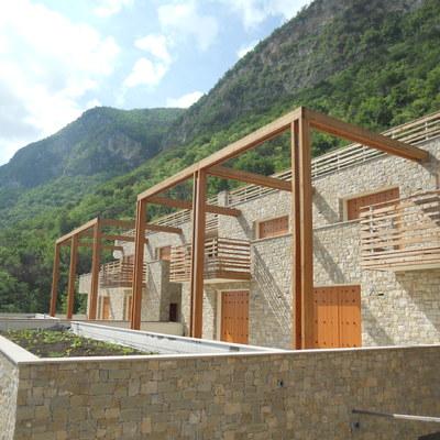 Complesso residenziale a Sarnico (BG) - Progetto: Studio Nava