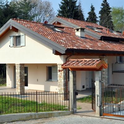 Progetto costruzione Villa a Sartirana