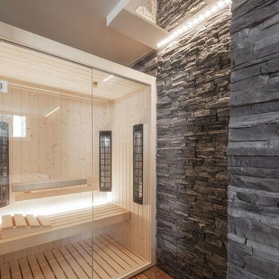 Una sauna in casa? Facciamolo!