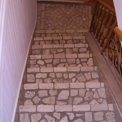 scale in marmi anticati