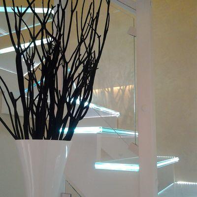 Progetto resine per ristrutturare scale per interni a Milano (MI)