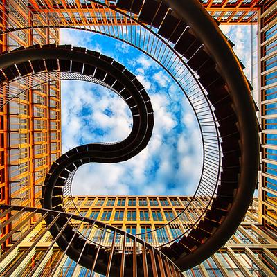 Le scale più assurde del mondo
