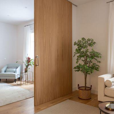 5 motivi per scegliere una porta scorrevole