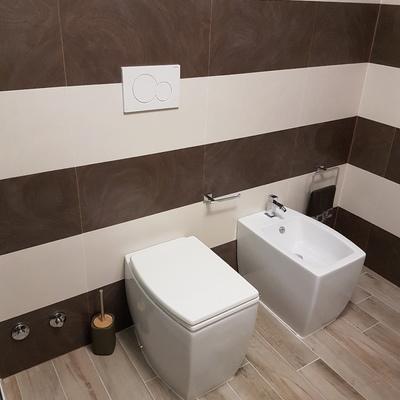 Servizio igienico secondario