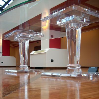 Eldorado plexiglas genova for Design hotel genova