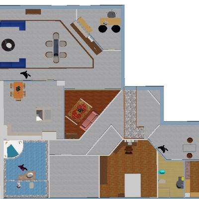 Progetto con Simulazione In 3d