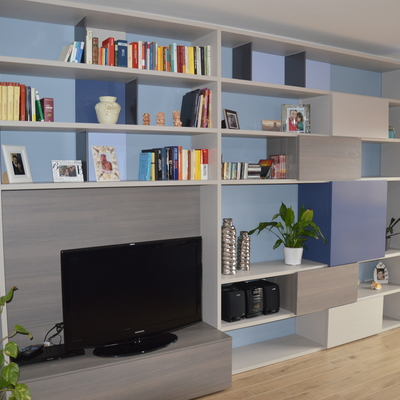 Riorganizzazione di un Appartamento, lavori edili e arredamento