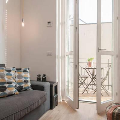 La ristrutturazione di un appartamento anni '30 a Milano per meno di 40.000€