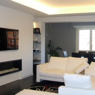 Progetto Appartamento open space