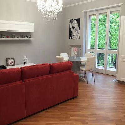 """Appartamento """"Classic Chic"""" in Torino"""