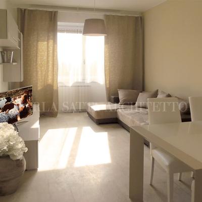 Elegante ristrutturazione appartamento Milano - Tono su tono