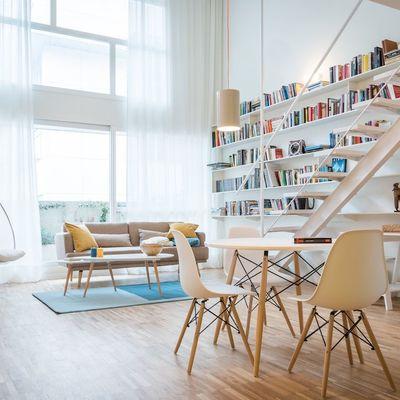 7 Idee per un soggiorno moderno