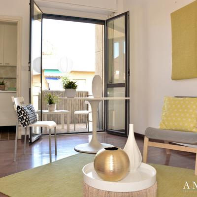 HOME STAGING - Appartamento Città Studi - Milano