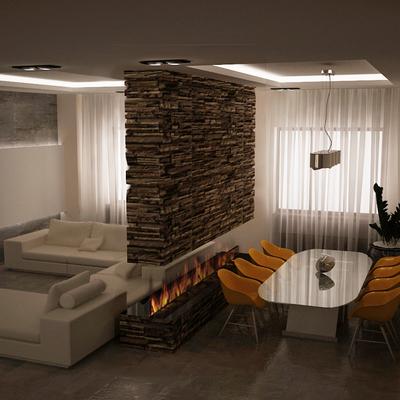 Appartamento in stile moderno, Torino, via San Ambogio 10