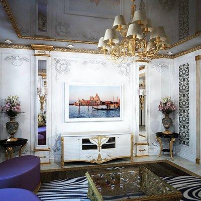 Progetto realizzazione appartamento privato Russia (Pyatigorsk)