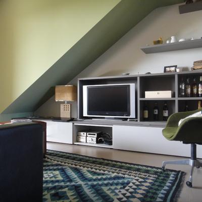Progetto ristrutturazione casa a Melegnano (MI)