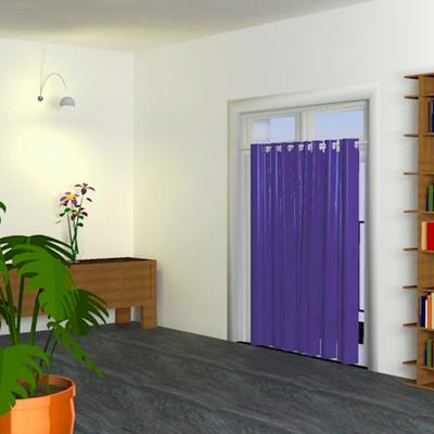 Progetto di Interior Design ATTICO