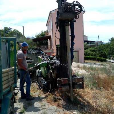 """Lavori di Sistemazione smottamento SP n°71 """"S. Domenico – S. Eusanio"""""""
