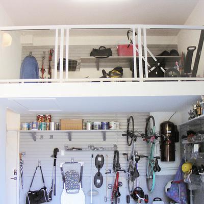 Come sistemare il garage soppalcandono