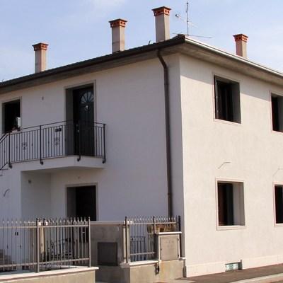 Progetto Sopraelevazione Edificio