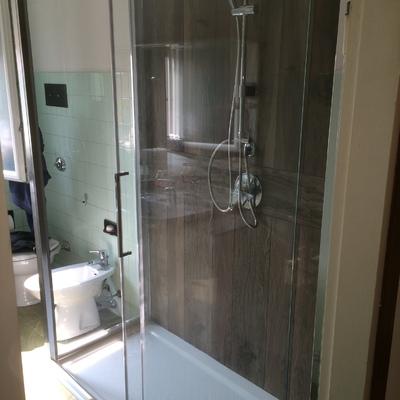 Cambiare vasca con doccia costo