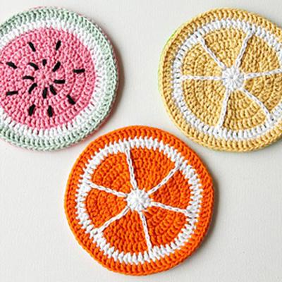 Sottopentola crochet