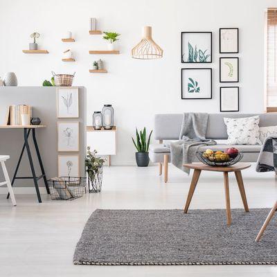 Studio nordico in casa: semplicità e funzionalità nella stessa stanza