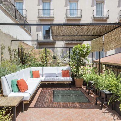 Idee per piccoli giardini urbani