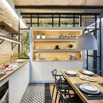 7 trucchi per una cucina efficiente