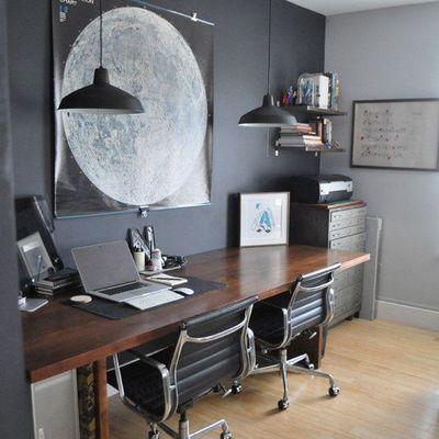 Idee e foto di spazi di lavoro per ispirarti habitissimo for Lavoro arredamento milano