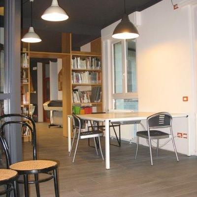 Progetto trasformazione da appartamento anni 60 a open space ufficio a Milano (MI)