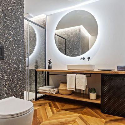 5 Trucchi per ottimizzare lo spazio del bagno